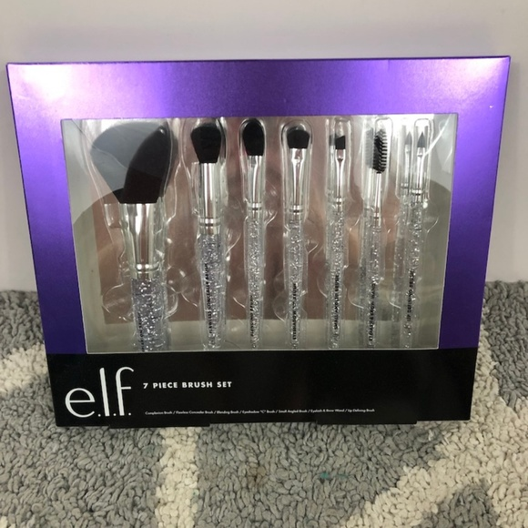 ELF Other - ELF 7 Piece Brush Set